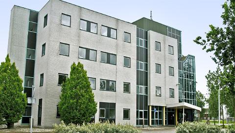 kantoor in Rotterdam