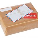 Post en pakket verwerking