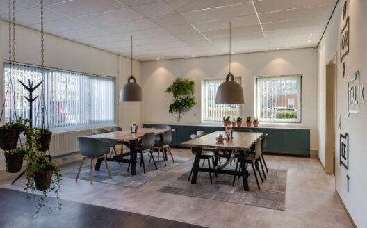 ADD Business Point Arnhem eetgelegenheid