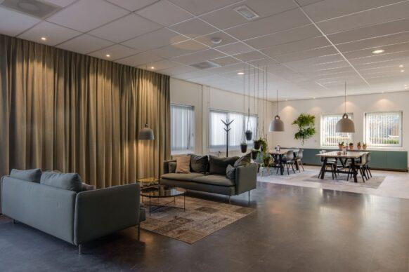 ADD Business Point Arnhem koffiehoek