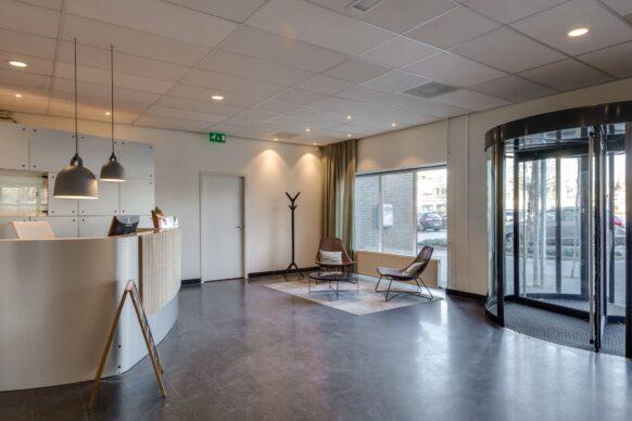 ADD Business Point Arnhem receptie