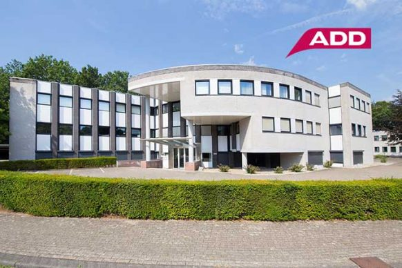 ADD Business Point Breda Voorkant gebouw