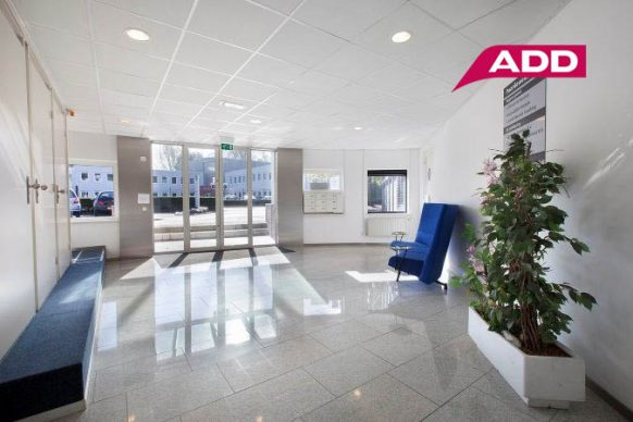 ADD Business Point Breda Centrale Hal