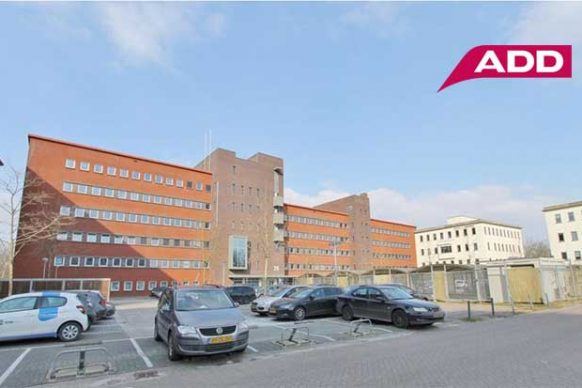 ADD Business point Groningen parkeren