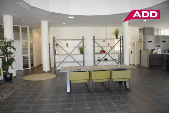 ADD Business Point Roermond centrale hal