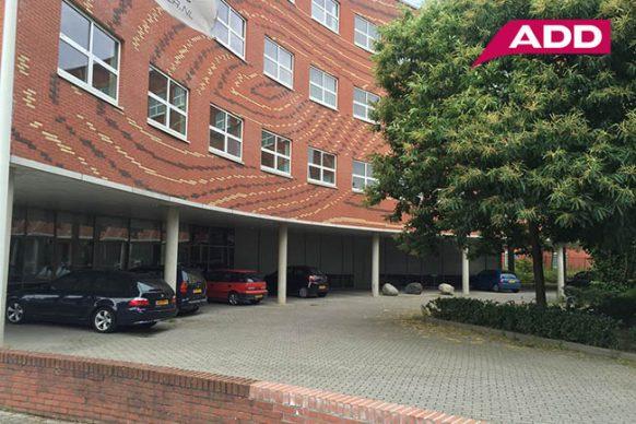ADD Roermond Parkeerplaats