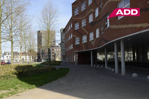 ADD Business Point Roermond Zijaanzicht