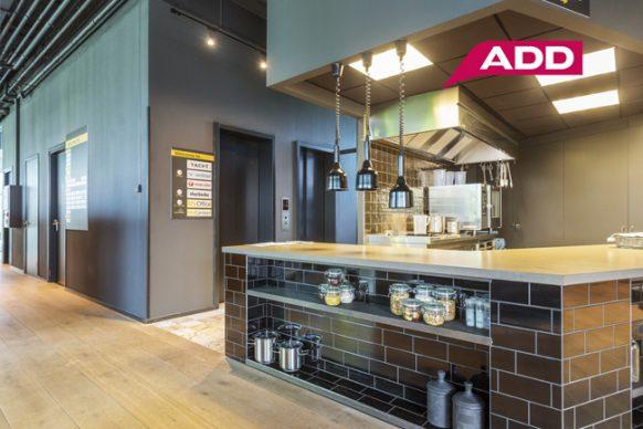 ADD Lift en Kantine Zwolle