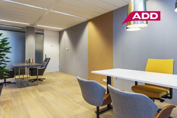ADD Zwolle flexwerkruimte overzichtsfoto