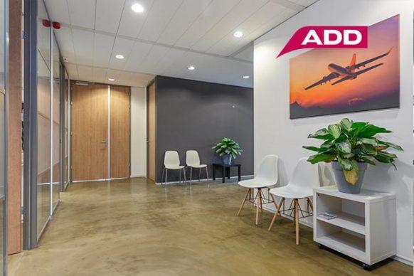 ADD wachtruimte Eindhoven