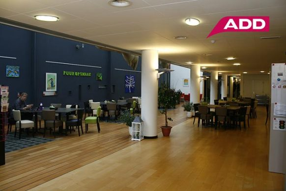 ADD Business Point Lelystad entree