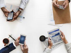 virtueel kantoor voor zelfstandige ondernemers